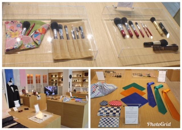 パリのショールーム「ESPACE DENSAN」にて弊社の熊野筆の展示のお知らせのサムネ