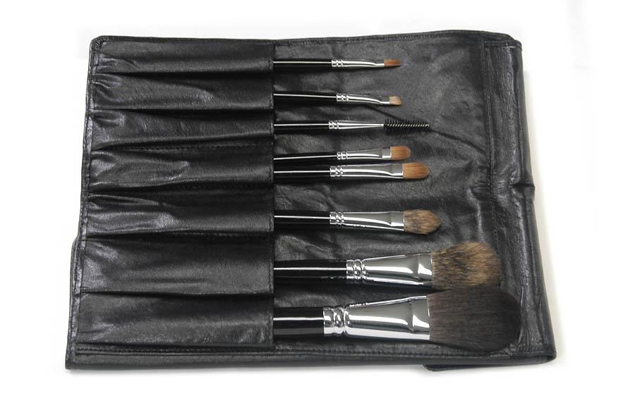 熊野の化粧筆携帯用セット