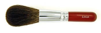 熊野の化粧筆パウダー灰リス100%